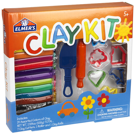 Elmers Deluxe Clay Kit - 06338