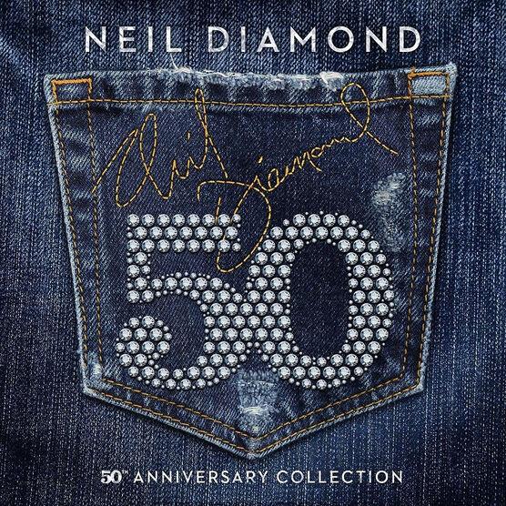 Neil Diamond - 50th Anniversary Collection - 3 CD