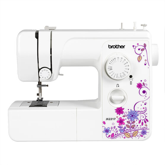 Brother Mechanical Sewing Machine - White - JX2217