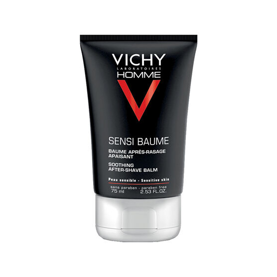 Vichy Homme Sensi Baume Soothing After-Shave Balm - 75ml