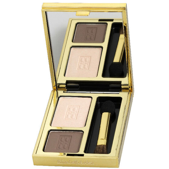 Elizabeth Arden Beautiful Color Eye Shadow Duo - Tempting Taupe