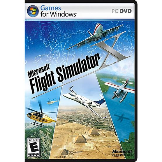 Microsoft Flight Simulator X - Standard