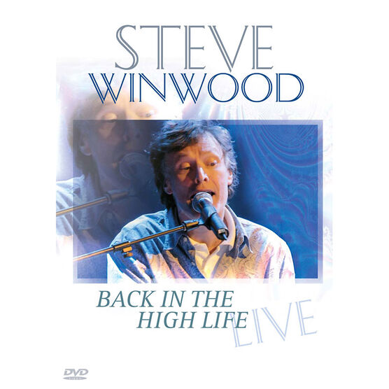 Steve Winwood: Back In the High Life - DVD