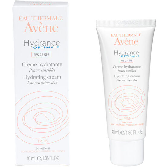 Avene Hydrance Optimale Light Hydrating Cream - SPF 25 - 40ml