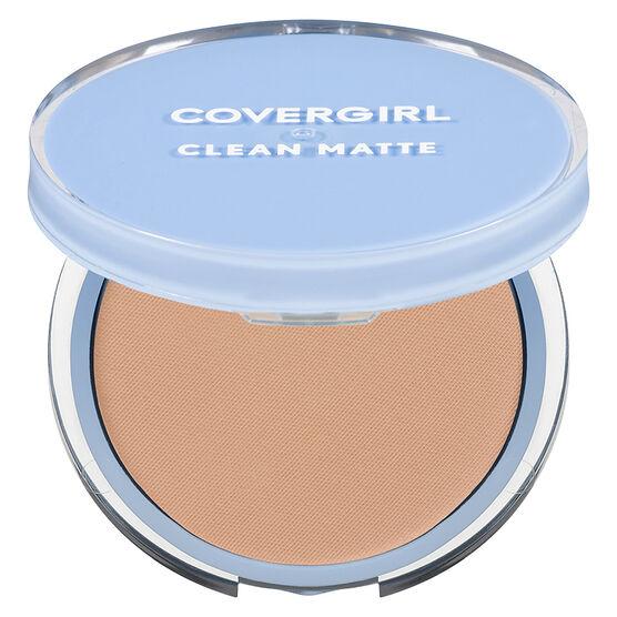 CoverGirl Clean Pressed Powder - Oil Control - Soft Honey