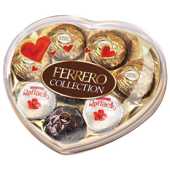Ferrero Collection Heart - 89.5g/8 piece