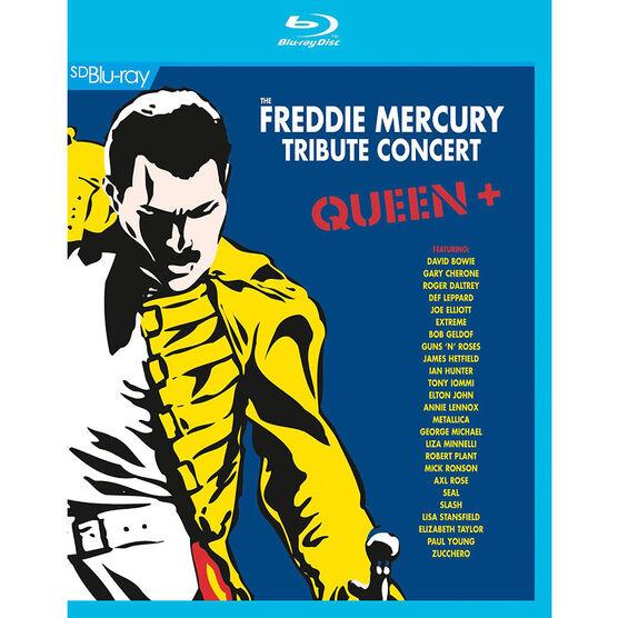 Freddie Mercury Tribute Concert - Blu-ray