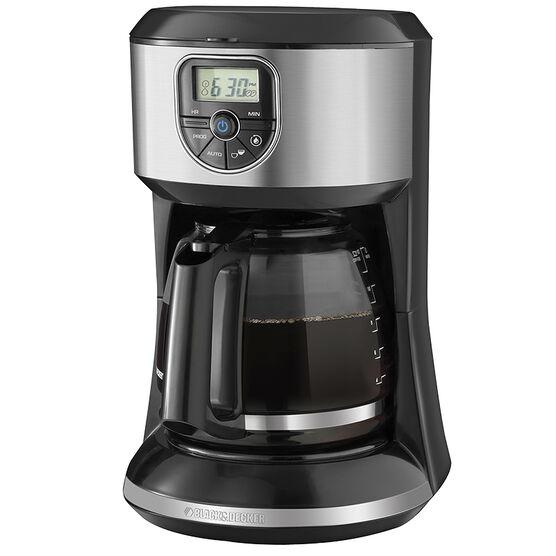 Black & Decker 12 Cup Programmable Coffee Maker - CM4000SC