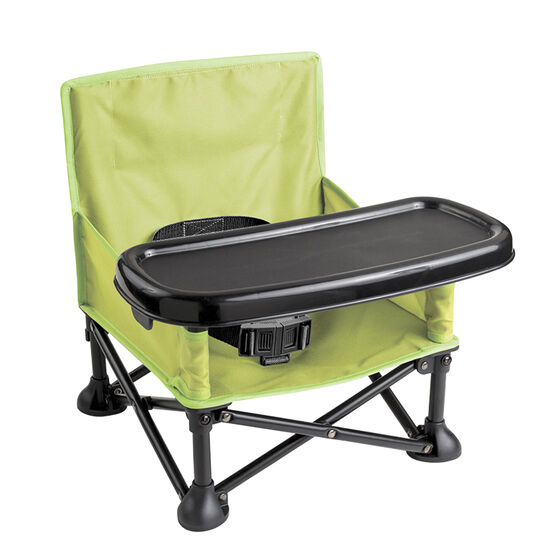 Summer Infant Pop 'n Sit Portable Booster - Green - 13404A