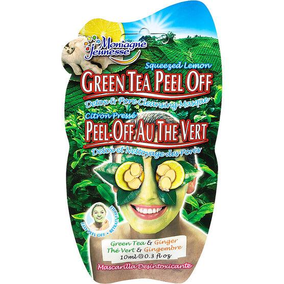 Montagne Jeunesse Green Tea Peel Off Face Mask