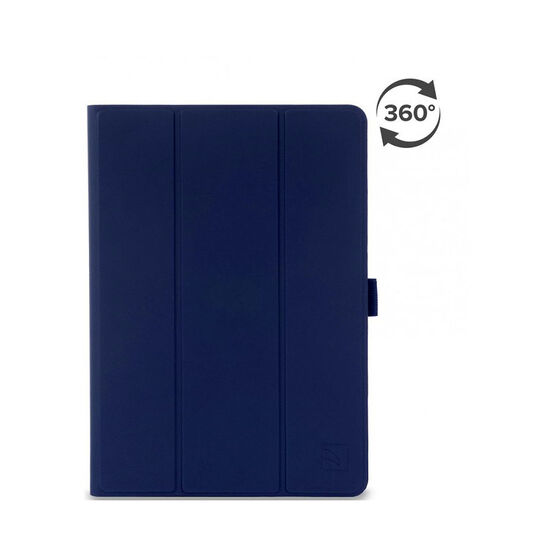 Tucano Cosmo Rotating iPad Folio Case - iPad Pro 10.5 - Blue - IPD8CM-B