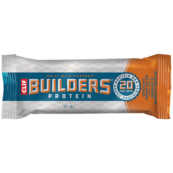 Clif Builders Bar - Chocolate Peanut Butter - 68g