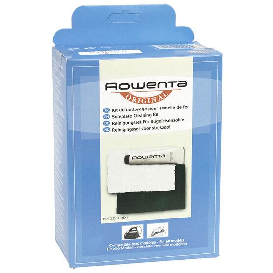 Rowenta Soleplate Cleaner Kit - ZD100D1