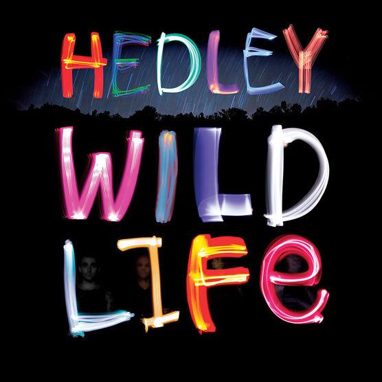 Hedley - Wild Life - CD