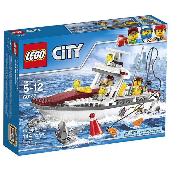 Lego City Fishing Boat - 60147