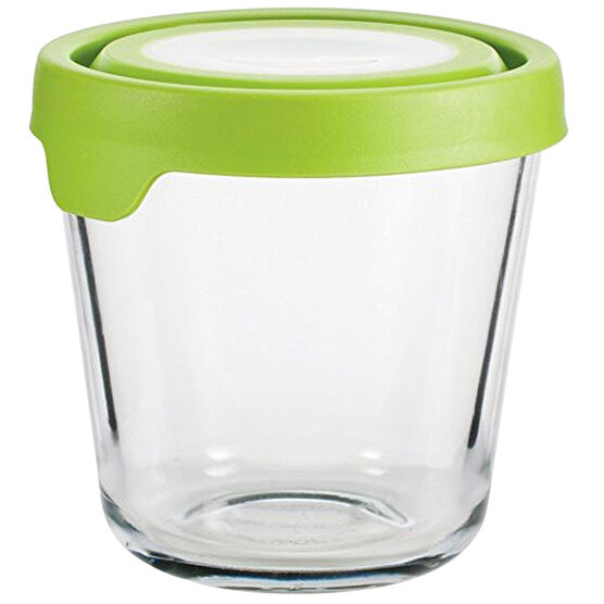 Anchor Tall Food Storage - Clear - 7 cup