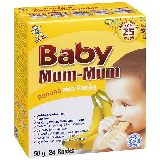 Baby Mum-Mum - Banana - 50g
