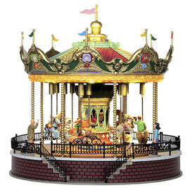 Lemax Sunshine Carousel