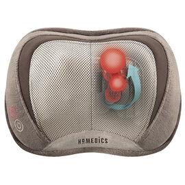 HoMedics 3D Shiatsu & Vibration Massage Pillow with Heat - SP-100H-CA