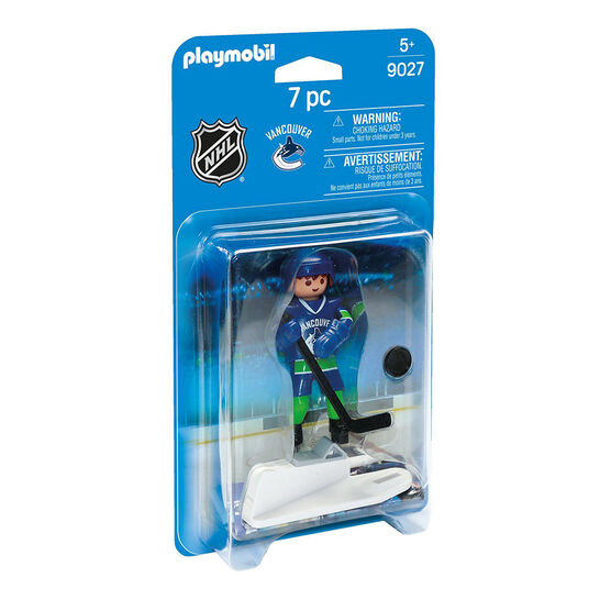 Playmobil NHL Canucks Players