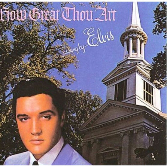 Elvis Presley - How Great Thou Art - CD