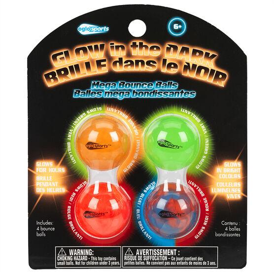 Oglo Mega Bounce - 4pk