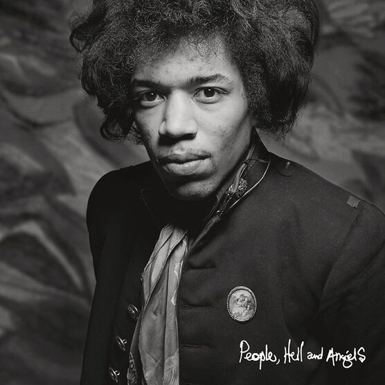 Jimi Hendrix - People, Hell and Angels - CD