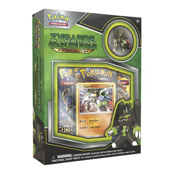 Pokemon Zyfarde Complete Collect
