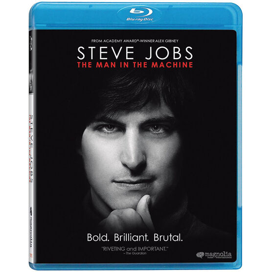 Steve Jobs: The Man In The Machine - Blu-ray