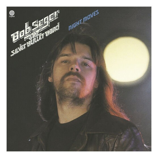 Bob Seger and The Silver Bullet Band - Night Moves - Vinyl