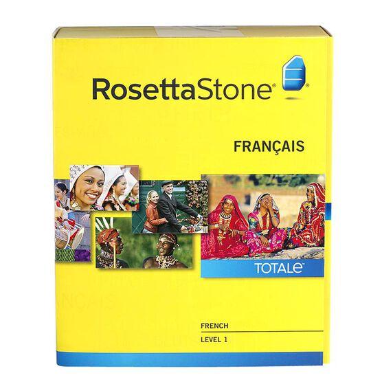 Rosetta Stone V4 French Level 1