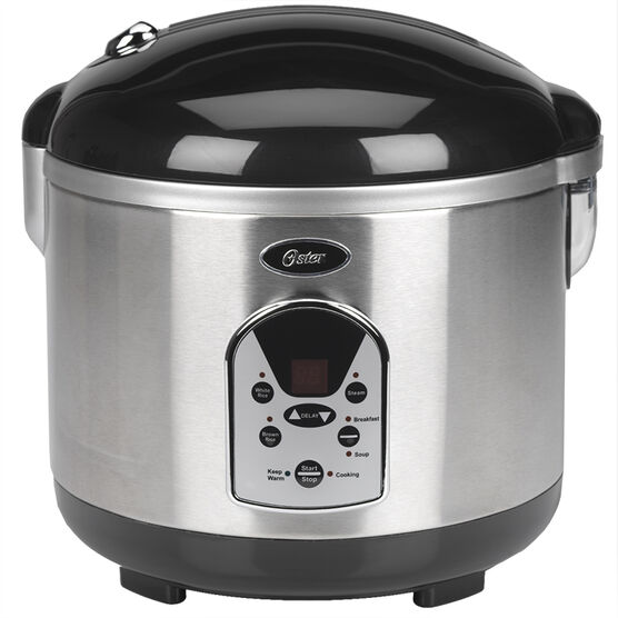 Oster Digital Rice Cooker - 20 cup - 3071-33