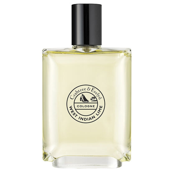Crabtree & Evelyn West Indian Lime Cologne - 100ml