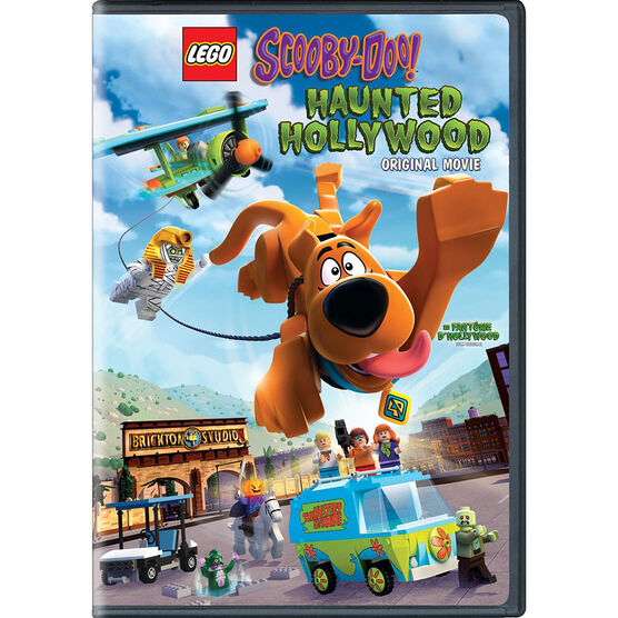 Lego Scooby-Doo! - Haunted Hollywood - DVD