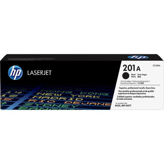 HP 201A Original LaserJet Toner Cartridge - Black - CF400A
