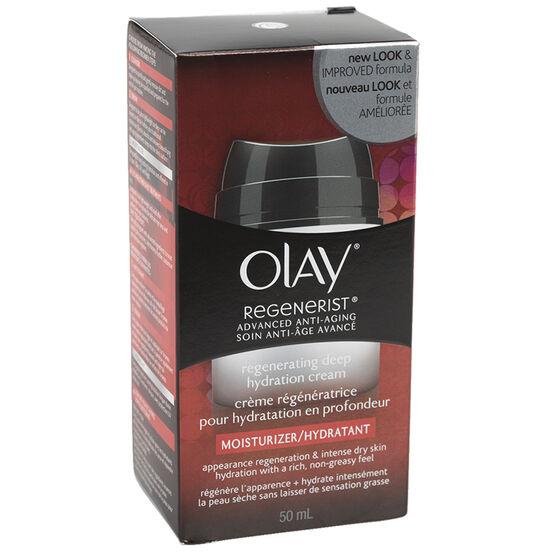 Olay Regenerist Deep Hydrating Regenerating Cream - 50ml