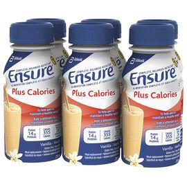 Ensure Plus Calories - Vanilla - 6 x 235ml