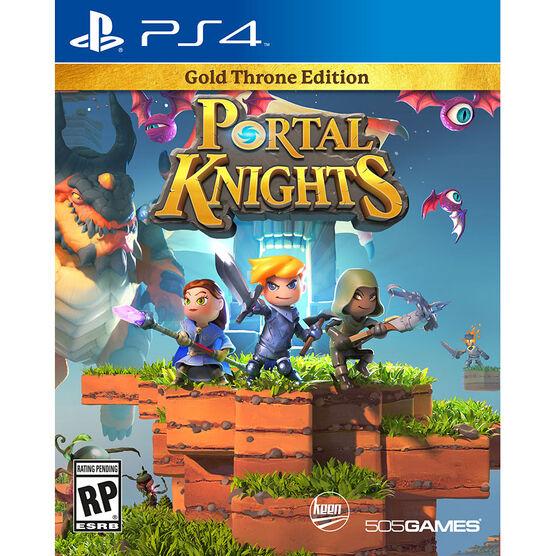 PS4 Portal Knights Gold
