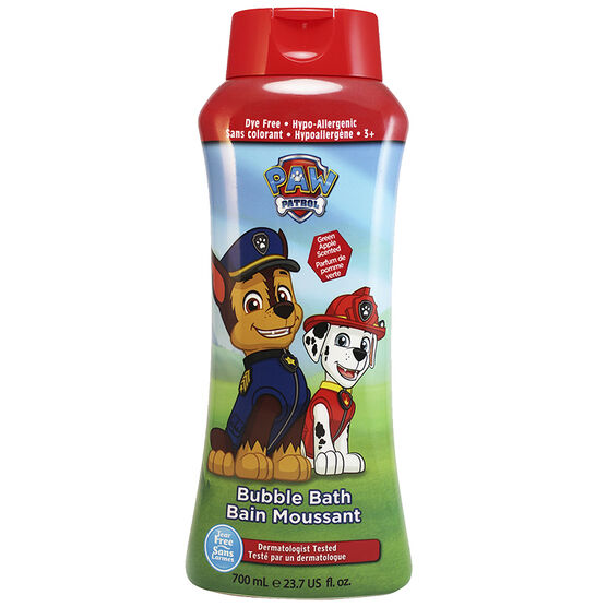 PAW Patrol Bubble Bath - 700ml