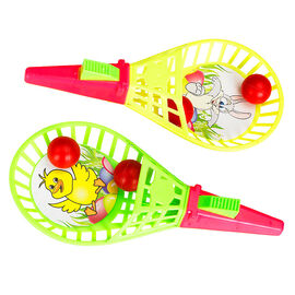 Easter Pop N' Catch Toy - Assorted