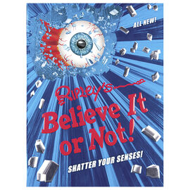 Ripley's Believe It or Not: Shatter Your Senses!