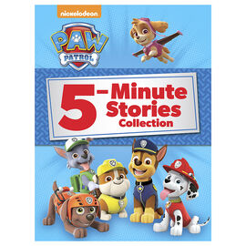 Paw Patrol 5 Minute Stories