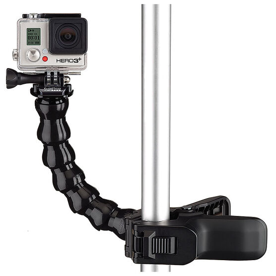 GoPro Jaws: Flex Clamp Mount - GP-ACMPM-00