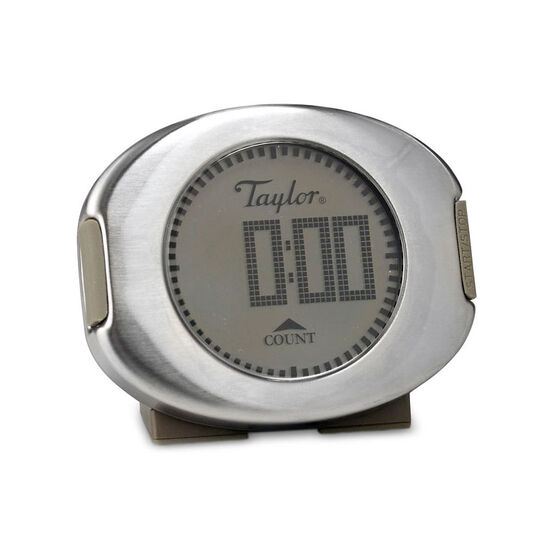 Taylor Digital Timer - Stainless Steel - 511LD