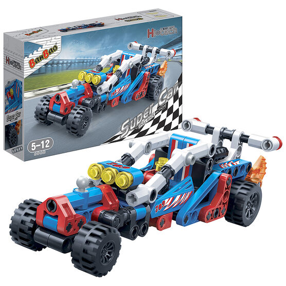 Hi-Tech SuperCar - Blast - 148 piece