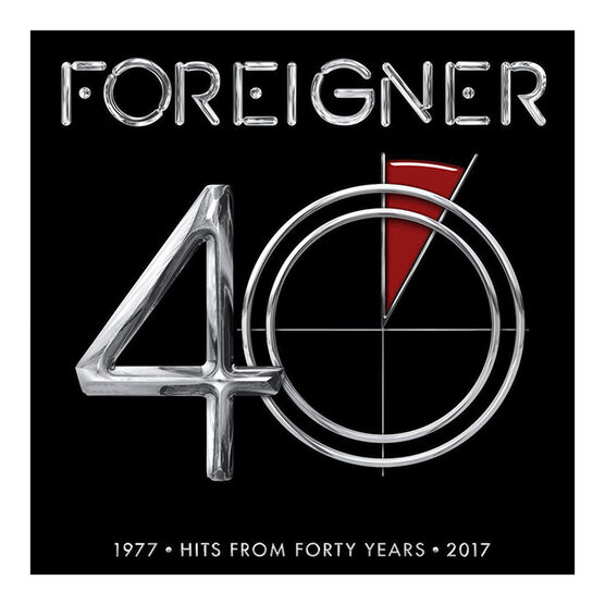 Foreigner - 40 - 2 CD