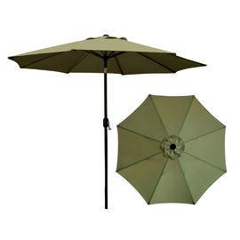 Bond Crank & Tilt Umbrella - 9 feet