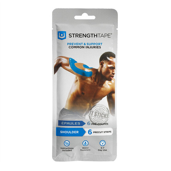 StrengthTape Kinesiology Tape - Shoulder - 6's