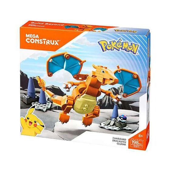 Pokemon Mega Construx - Charizard