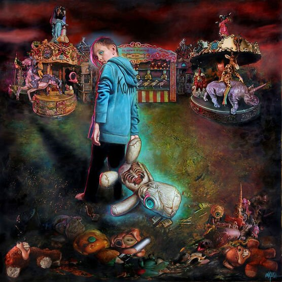 Korn - The Serenity of Suffering - CD